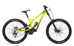 commencal dh supreme commencal 2017 supreme dh v4 essential 650b yellow 2017