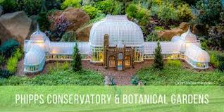 Botanical Gardens Pittsburgh Phipps Conservatory And Botanical Gardens Pittsburgh Pennsylvania