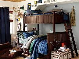 Teenage Boys Rooms Inspiration  Brilliant Ideas - Kids room with bunk bed