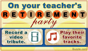 retirement party ideas awesome retirement party ideas for teachers