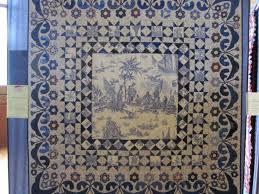 Ideas For Toile Quilt Design 157 Best Mclean Quilts Images On Pinterest Applique Quilts