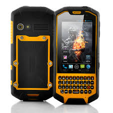 Rugged Cell Phones Runbo X3 Rugged Android 4 0 Phone With Walkie Talkie 5 Inch