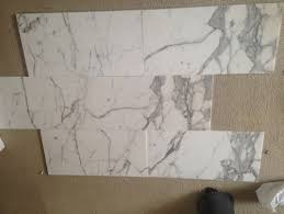 Installing Marble Tile Marble Tile Lay Out