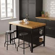 build kitchen island ikea cabinets vadholma kitchen island black oak 49 5 8x31 1 8x35 3 8