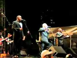 bill pinkney u0026 the original drifters white christmas youtube