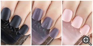 nagellack designs nagellack trends herbst winter 2016 2017 trendfarben produkte