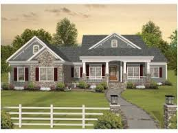 One Story Home And House Plans At Eplanscom  Story Houses - 1 story home designs