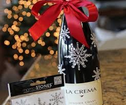 gift packaging for wine bottles 15 creative and beautiful ideas for christmas wine wrapping
