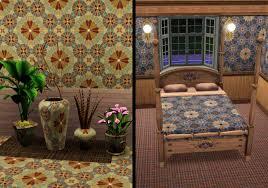 mod the sims pattern set moroccan tiles
