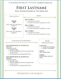 free printable creative resume templates microsoft word free resume templates printable information about functional free