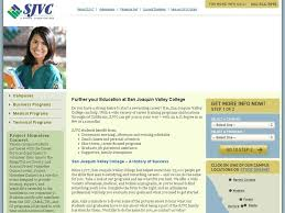 san joaquin valley college online san joaquin valley college career and education