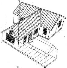 Cottage House Kits by Designs And Sample Plans For Firstday Cottage House Kits