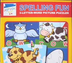 mommy bares all three letter word picture puzzles a product review