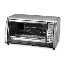 Black And Decker Spacemaker Toaster Oven Parts Black Decker Digital Advantage Toaster Oven Cto6301 Black Decker