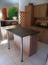 meuble cuisine central ilot central simple cuisine en image
