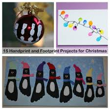 christmas crafts with baby handprints best 25 baby christmas