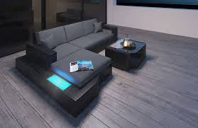 Wicker Patio Furniture Los Angeles - wicker lounge sofa los angeles with lights