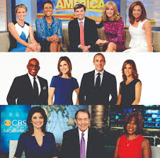 Today Show by After 4 Years In Second Place Nbc U0027s Today Show Retakes The