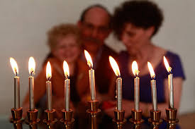 chanukah candles guide to lighting chanukah candles the federations of