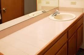 Resurface Vanity Top Bathroom Sink Refinishing Miracle Method