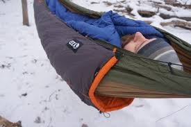 is winter hammock camping for you 50 campfires