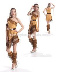 Women Indian Halloween Costume Native American Indian Halloween Costume Wild West Fancy