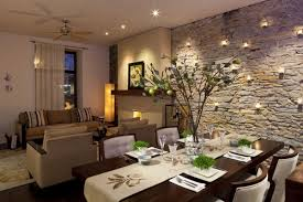 Dining Room Decorating Ideas Living Room Dining Room Decorating Ideas Enchanting Decor Living