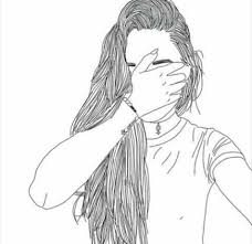 124 best imágenes images on pinterest drawings drawing girls
