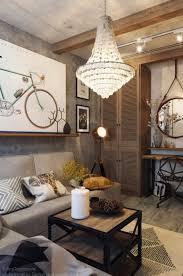 Cozy Livingroom by Cozy Industrial Living Room Design In Grey Tones Digsdigs
