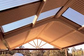 Span Tables For Pergolas by Colorbeam Light Structural Steel Roof Beams For Home Improvements