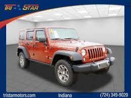 orange jeep wrangler unlimited for sale used orange jeep wrangler for sale from 4 999 to 95 500