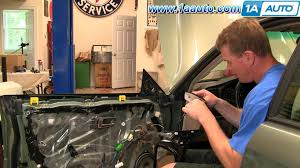 repair manual 2000 subaru outback wagon how to install replace side rear view mirror subaru outback 00 04