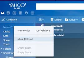 membuat group di yahoo mail how to mark all unread email messages as read in yahoo mail tip