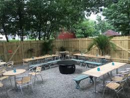 Backyard Beer Garden Seven Lakes Station In Sloatsburg Opens Beer Garden Congrats To U2026