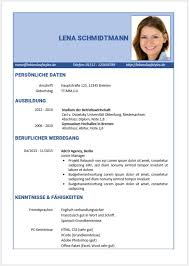 Lebenslauf Vorlage Excel Lebenslauf Muster Vorlage 13 Lebenslauf Styles