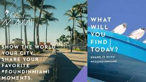 miami bureau of tourism miami locals social media to be used for tourism marketing caign