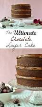 how to make the ultimate chocolate layer cake