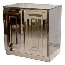 Mirrored Bathroom Furniture Stylish Home Mirrored Furniture