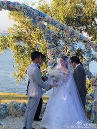 wedding dress di bali 16 photos from cecilia liu and nicky wu s fabulous wedding in bali