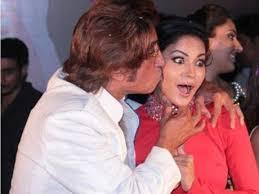 Shakti Kapoor Family S Biggest Controversies Photos - veena malik spotted kissing shakti kapoor paperblog