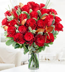 roses for valentines day luxury 24 roses valentines day flowers 44 99 free chocolates