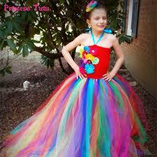 popular girls rainbow pageant dresses buy cheap girls rainbow