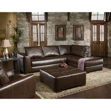Blue Leather Sectional Sofa Chaise Lounges Best Leather Sectional Sofas With Chaise Lounge