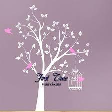 online get cheap tree bird wall decal aliexpress com