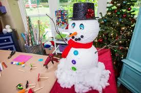 how to tanya u0027s diy snowman kit home u0026 family hallmark channel