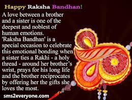 rakhi sms messages raksha bandhan greetings celebration