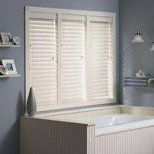 Bali Wood Blinds Reviews Bali Faux Wood Blinds Blinds The Home Depot