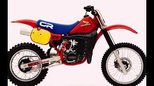 honda bikes honda motocross bikes 1973 2014 youtube