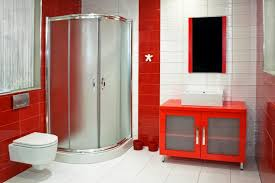 Modern Bathroom Tile Design Black And White Strip Wall Decoration - Bathroom tile designs 2012