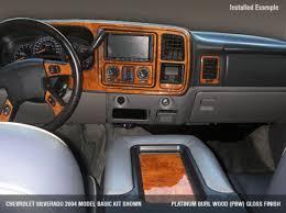 2002 Silverado Interior Chevrolet Chevy Tahoe Ls Lt 2000 2001 2002 Interior Set Wood